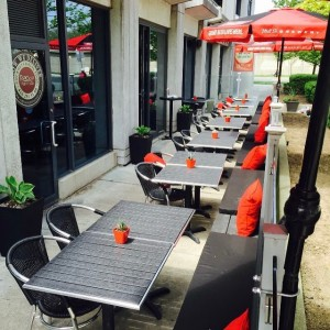 restaurant outdoor tropitone features furniture patio with regard to of important